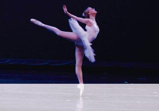 Ballet en Zen Garden Center