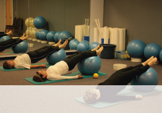 Pilates en Zen Garden Center