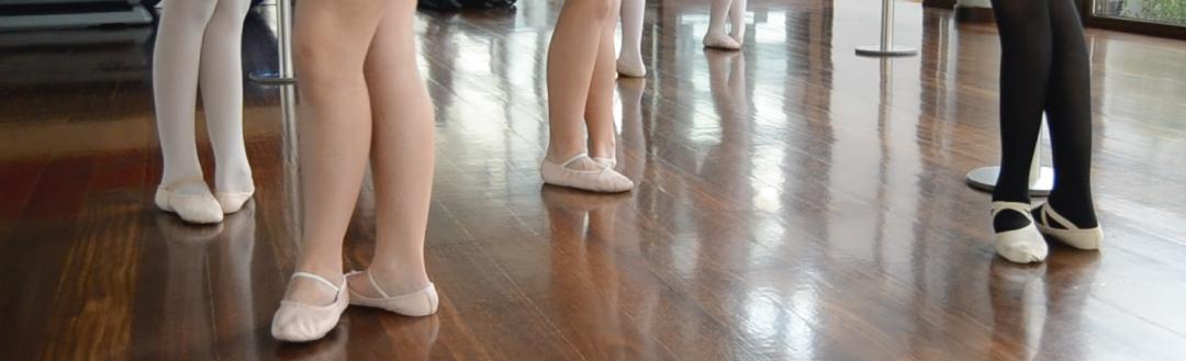 Ballet clasico en Zen Garden Center
