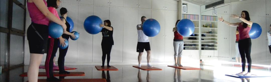 Pilates en en Zen Garden Center